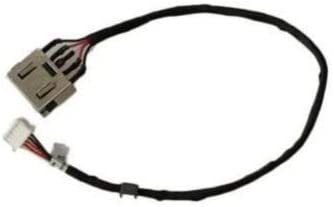 Replacement for Lenovo Ideapad T440 T440s T450S DC Power Jack Harness Port Connector Socket with Wire Cable