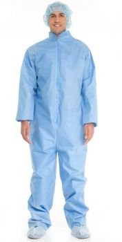 Kimberly Clark Protective Coverall, Blue, XX-Large, 24/cs