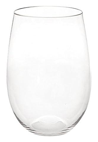 True Stemless Wine Glass, 4.75