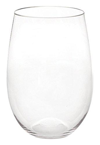 True 3040 bulk Stemless Wine Glass, 4.75