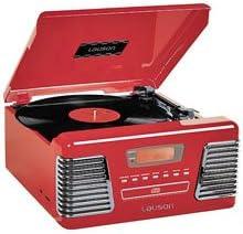 Lauson Cl114 - Tocadiscos para equipo de audio (Entrada De Tarjeta ...