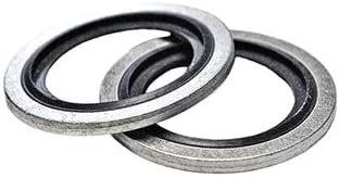 4 Washers Setrab 22-DSM20-4PK SUSA Dowty Seal M20 for Fitting M20