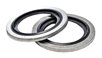 10 Washers Setrab 22-DSM20-10PK SUSA Dowty Seal M20 for Fitting M20