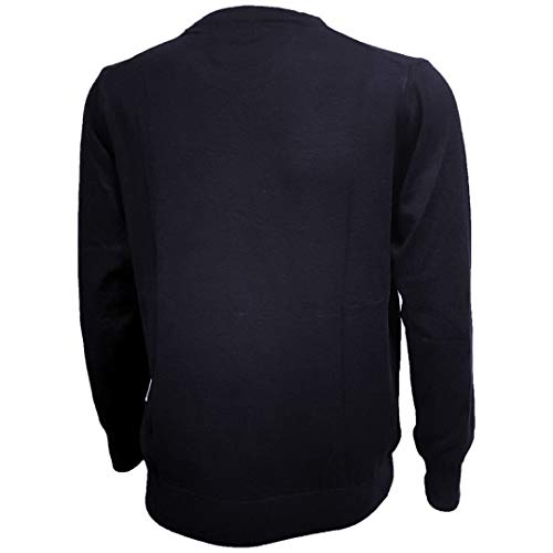 Pull Fred Perry Bleu Marine Homme Pullover vn7Cq