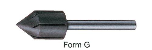 Abrasive cap holder shape G 5x11x3mm - Pferd PCT0511G3