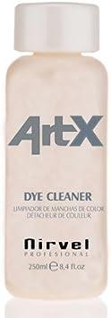Limpiador y eliminador de manchas de tinte de cabello