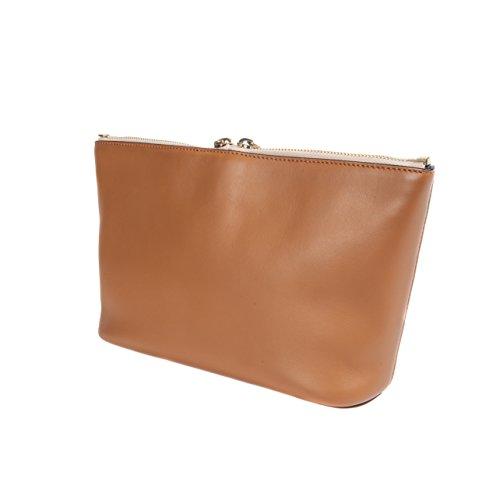 Chloé - Cartera de mano de Piel para mujer marrón marrón