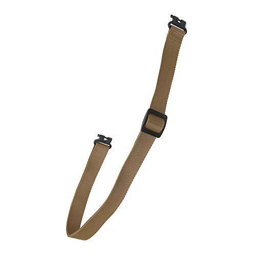 The Outdoor Connection Express Sling with Brute Swivel, Coyote Brown by Outdoor Connection