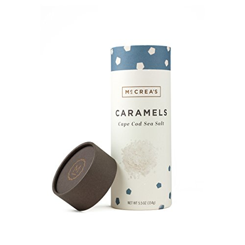 - McCrea's Candies Cape Cod Sea Salt Caramels Made in Boston