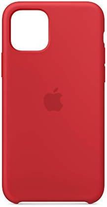 Apple Leder Case (für iPhone 11 Pro) - (PRODUCT)RED