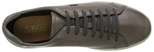 Geox Uomo Grey Grigio da Rikin Scarpe C1006 Ginnastica Basse OPwUOrxf