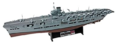 Forces of Valor HMS Aircraft Carrier Ark Royal-Atlantic Diecast Vehicle (1941), Scale 1/700