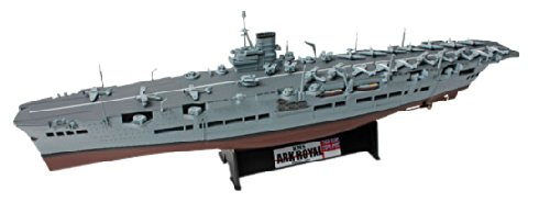 Forces of Valor HMS Aircraft Carrier Ark Royal-Atlantic Diecast Vehicle (1941), Scale 1/700 from Forces Of Valor