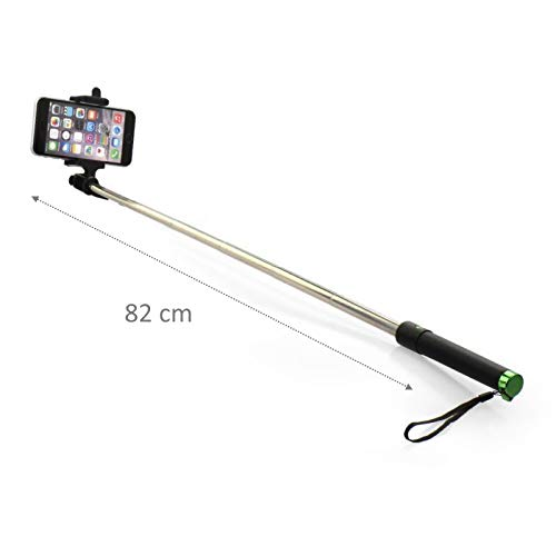 A3 2016 - A7 2018 blun A20e A40 Perche Selfie Compacte Jack 3,5 mm pour Samsung Galaxy A10 18 A70 A9 A6 Plus A8 A5 2017 A7 2017 A5 2016 A3 2017 A6 A8 2018 A50