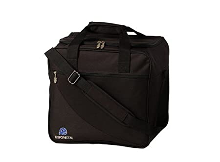 Ebonite Bowling Ball Single Tasche Bag Basic 029744224091
