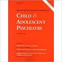 }ONLINE} Journal Of The American Academy Of Child & Adolescent Psychiatry (Volume 46, Number 7). leche burrows start Rules control
