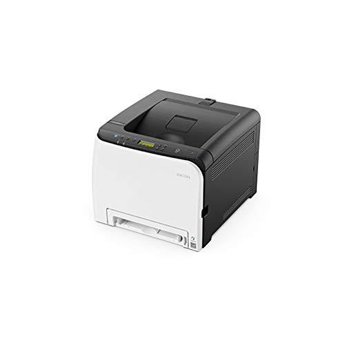 Ricoh SP C261DNw Farbe 2400 x 600 dpi A4 WLAN – Laserdrucker (Laser, Farbe, 2400 x 600 dpi, A4, 251 Blatt, 20 ppm)