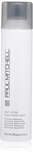 - Paul Mitchell Super Clean Light Hairpray,9.5 oz