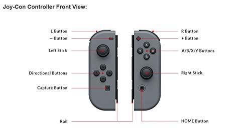 Nintendo Joy-Con (L/R) - Neon Red/Neon Blue 2