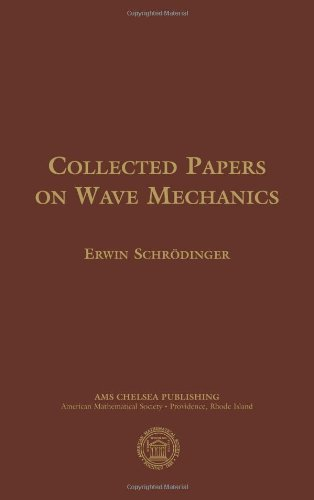 Collected Mathematical Papers - Collected Papers on Wave Mechanics (Ams Chelsea Publishing)