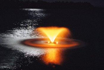 Kasco VFX Aerating Fountain - 1/2 HP, 120V, 50Ft. Cord, Model Number 2400VFX050