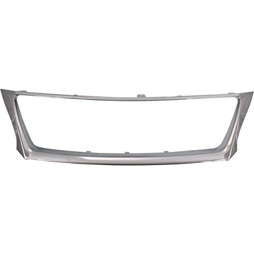 New Grille Trim Grill Chrome for Lexus IS250 IS350 09-10 LX1210105 5311153190 ()