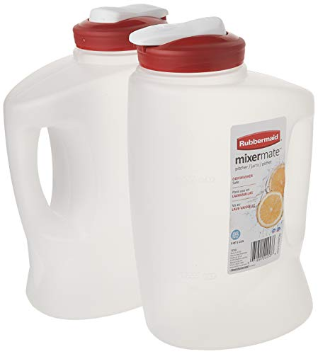 rubbermaid juice pitcher - 1