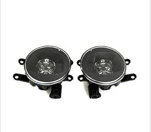 Genuine Toyota Parts - Led Foglight Black (PT413-42191)