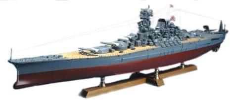 Battleship Yamato 1/250 model kit (japan import), Pots