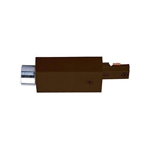 (Juno Lighting Juno R Series Trac-Lite Conduit Feed, R34 BZ, Bronze)