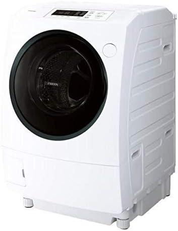 東芝 9.0kg ドラム式洗濯乾燥機 TW-95G8L-W