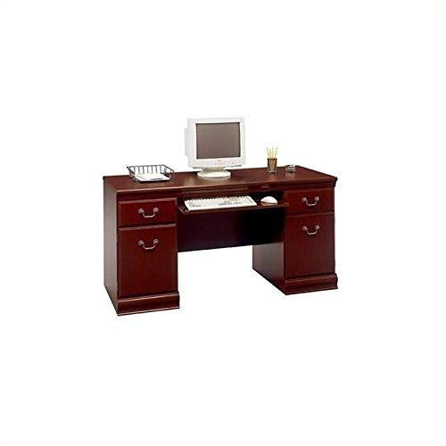 Birmingham Executive Credenza (Small Compact Computer Cabinet)