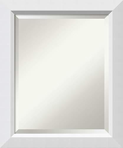 Framed Vanity Mirror | Bathroom Mirrors for Wall | Blanco White Mirror -