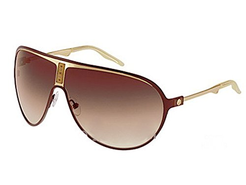 Diesel Vantage Limited Edition Collective Sunglasses (ROSE/S-KEF dark brown gold/rose gradient lens 99mm-01mm-115mm, one size)