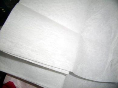 Puresilks White 100% Cotton Organdy Fabric 44