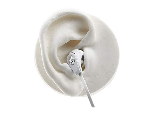 Skullcandy S2FFFM-075 50/50 2011 White/Chrome Earphones with Mic