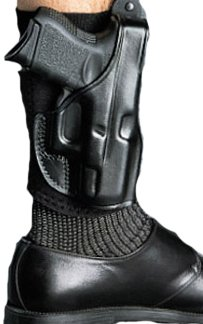 Galco Ankle Glove / Ankle Holster for Walther PPK, PPKS from Galco