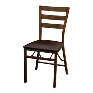 Plastic Development Group Ladder Back Folding (Mesh High Back Lounge Chair)