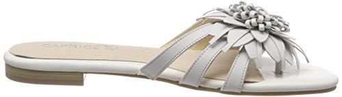 27101 Nappa Femme 102 Caprice Blanc White Mules RnCwxvqaS