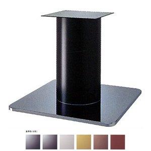 e-kanamono テーブル脚 スカイS7560 ベース560x560 パイプ139φ 受座240x240 クローム/塗装パイプ AJ付 高さ700mmまで ゴールドメタリック B012CF5O9W ゴールドメタリック ゴールドメタリック