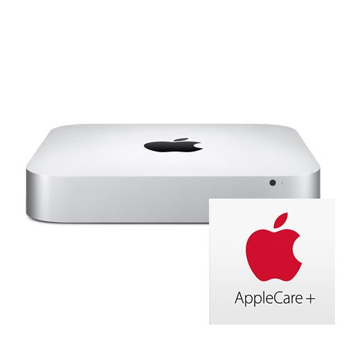 Apple Mac Mini Bundle with Applecare+ Z0R7 3.0GHz Dual Core i7, 16GB, 1TB Fusion, Intel Iris Graphics (Latest Model, Factory Upgraded from MGEN2LL/A)