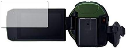 メディアカバーマーケット【専用】パナソニック HC-VZX2M 機種用【強化ガラスと同等の高硬度 9Hフィルム】 傷に強い 高透