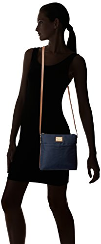 Nylon Calvin Navy Front Slit Klein Body Cross 68S6Awq