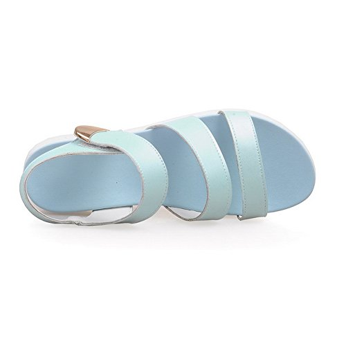 Adee, Sandali donna, blu (Blue), 38