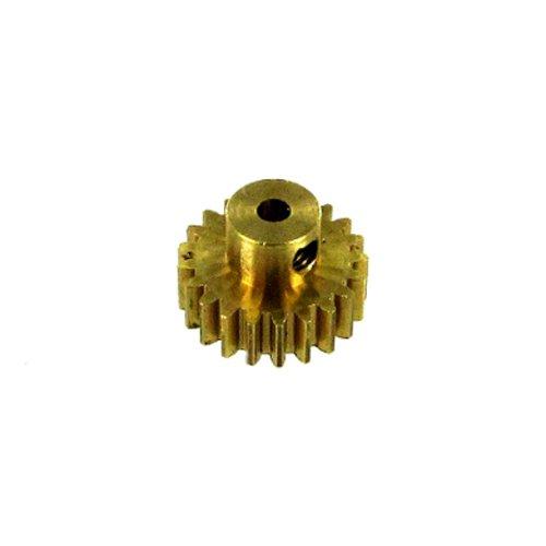 Redcat Racing 11171 Brass Pinion Gear, 21T.8 Module