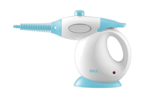Pure Clean Handheld Steamer Multipurpose Steam Cleaner for Sanitizing, Deodorizing and Disinfecting