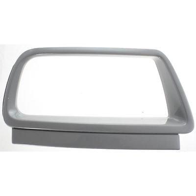 (CPP SZ2513101 Right Direct Fit Headlight Door for 1996-1998 Suzuki Sidekick)