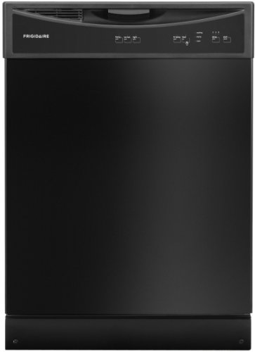 Frigidaire FFBD2406NB Dishwasher SpaceWise Certified