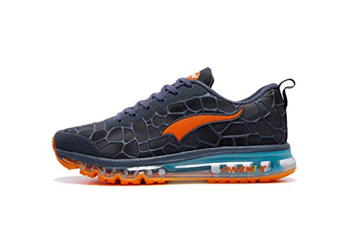 Orange Running competición Zapatillas Blue Unisex de Lake OneMix Adultos Dilize de tTaFvwxnq