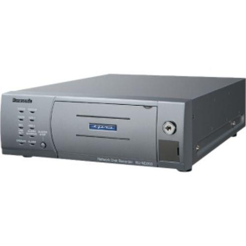 PANASONIC VIDEO WJ-ND200/640A NETWORK VIDEO RECORDER 640GB